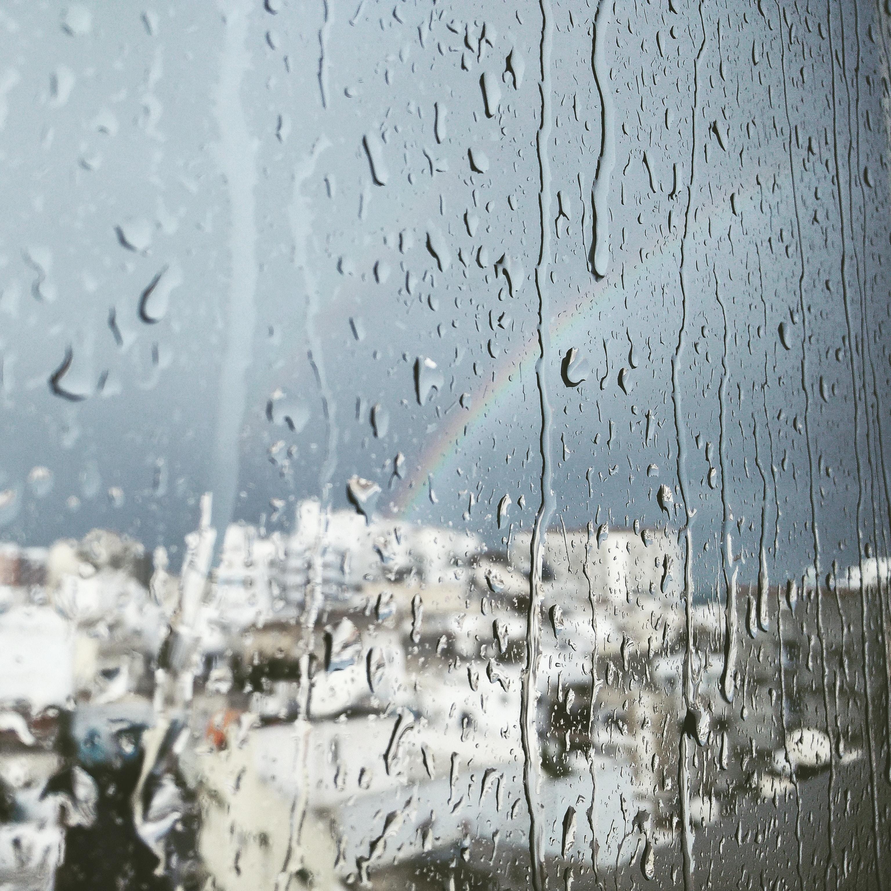 А небо просит белого дождя