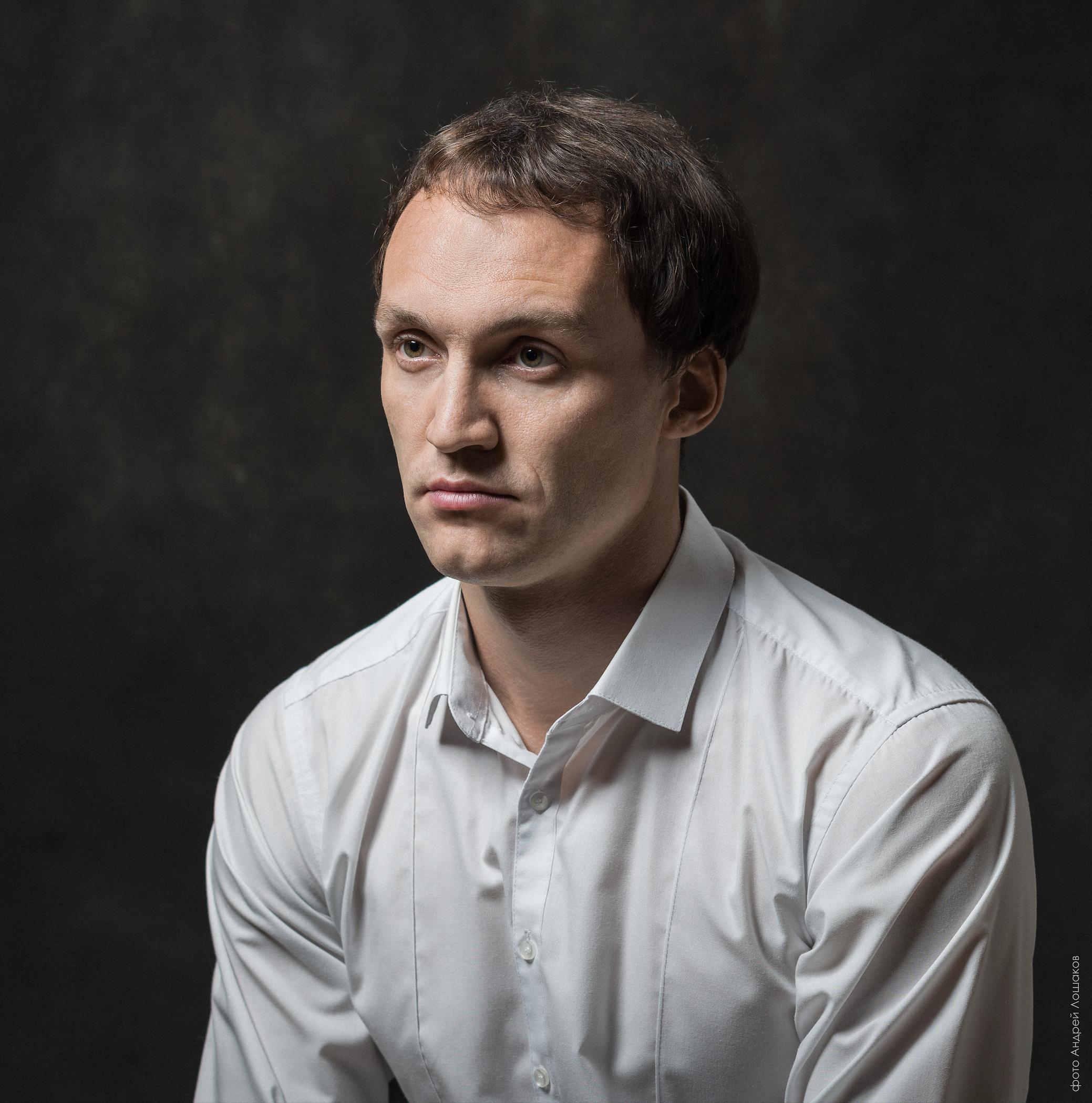 Лекция литератора Фёдора Константинова в Эрджиэсском университете