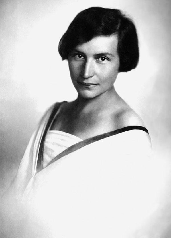 Вдова Стефана Цвейга