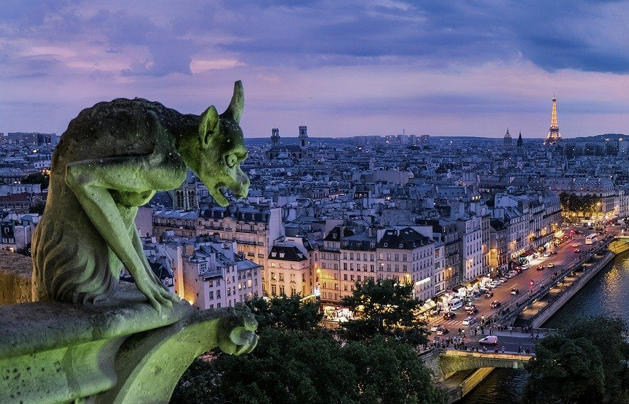 Фокусы судьбы или Dum spiro, spero. Париж (часть 1)