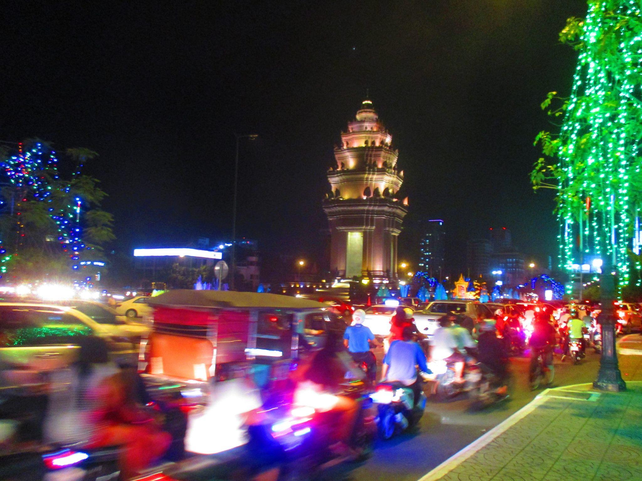 Наши за границей. Камбоджа