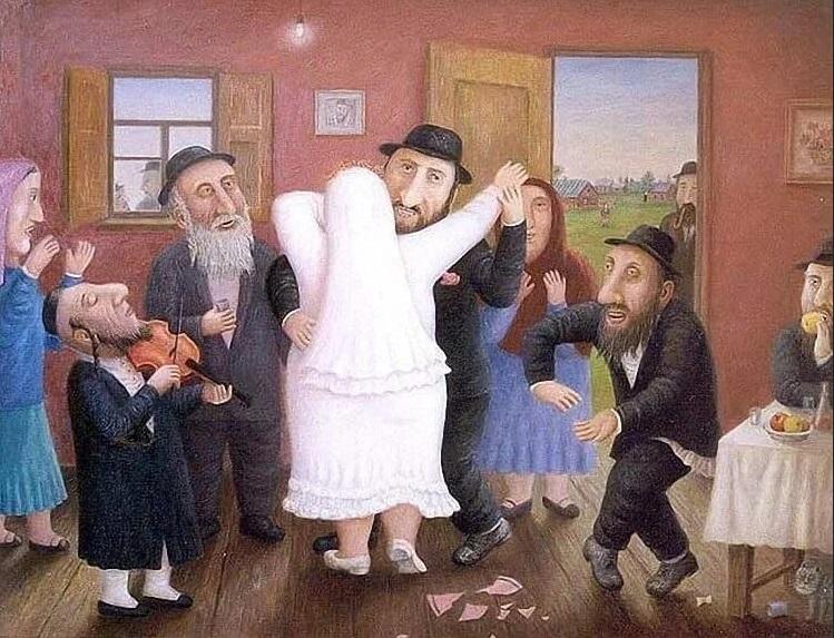(почти) Еврейские (почти) мужья. Максим