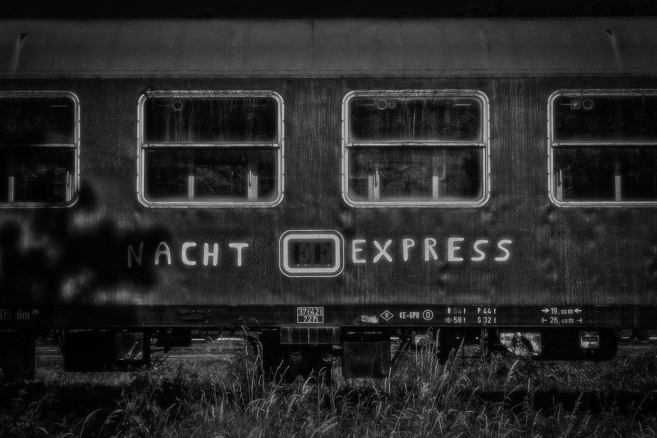 Ночь в поезде