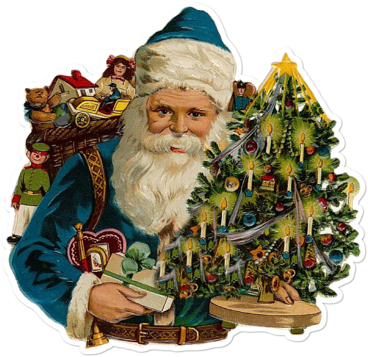 Как я доказал, что Дед Мороз существует