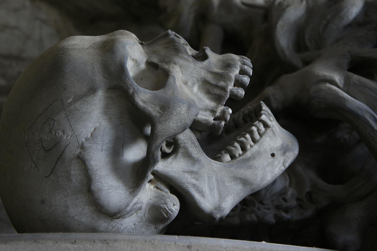 Смерть и жизнь Мопина