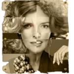 Рисунок профиля (Глория и Герда Гриффон (США))